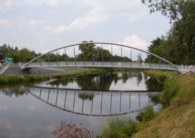 Lávka České Budějovice